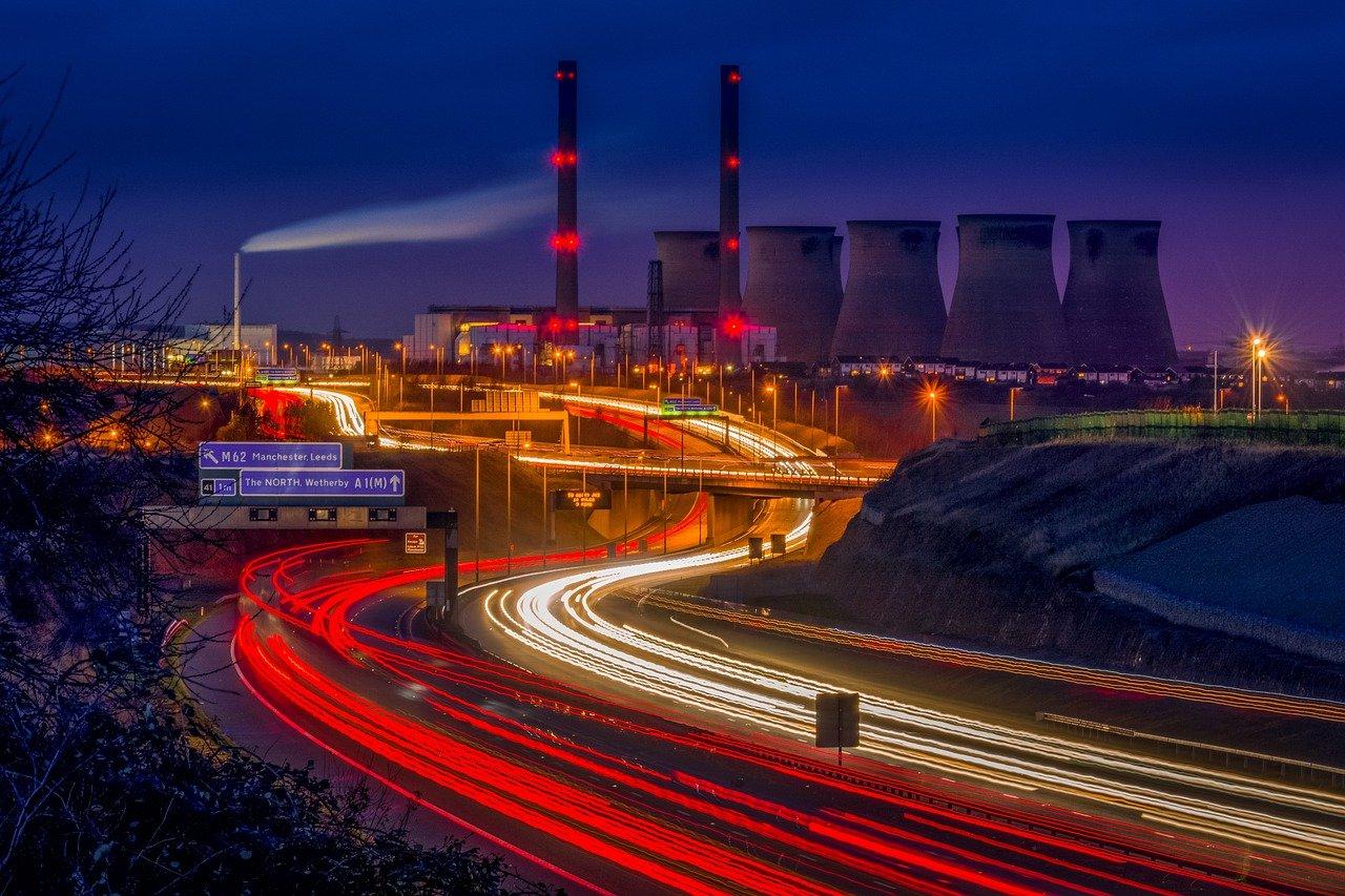 ferrybridge, power station, light trails-5428427.jpg